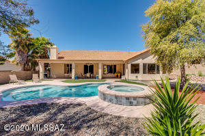5536 N Ventana Vista Road, Tucson, AZ 85750