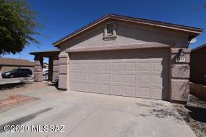 9875 E Rocky Vista Drive, Tucson, AZ 85748