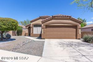 2356 N Emerald Lake Court, Tucson, AZ 85749