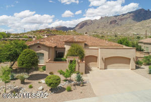 6358 N Pinnacle Ridge Drive, Tucson, AZ 85718