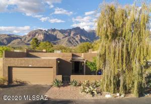 6541 N Foothills Drive, Tucson, AZ 85718