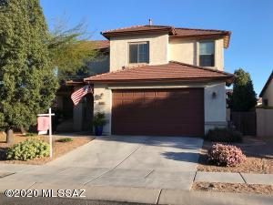 Large Family Home in Gated Community