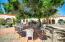 Lovely, shaded outdoor spaces
