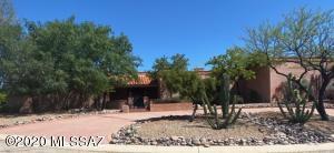 8131 E Ridgewood Drive, Tucson, AZ 85750