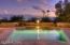 Sunset Views from Pool