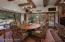 Dining Area w/stunning views