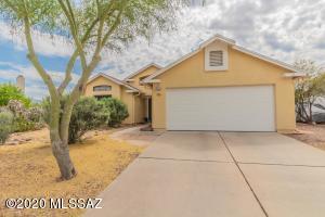 1516 N Desert Mallow Drive, Tucson, AZ 85715