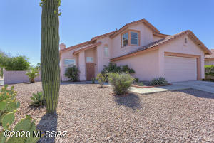 9980 N Black Mesa Trail, Tucson, AZ 85742