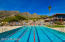 Members and their guests may enjoy the use of Skyline's Olympic size pool. The pool is heated year round for comfort.