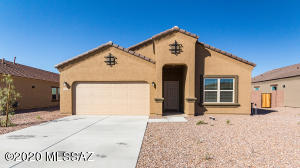 Photos are of a Mea spec home. Interior packages, exterior elevation and color may vary.