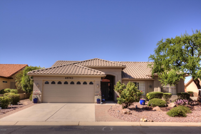 Photo of 65743 E Desert Moon Drive, Saddlebrooke, AZ 85739