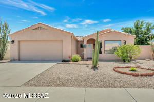 1921 N Santa Cecilia, Green Valley, AZ 85614