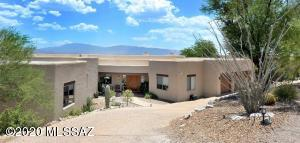 4960 N Summit Ridge Road, Tucson, AZ 85750