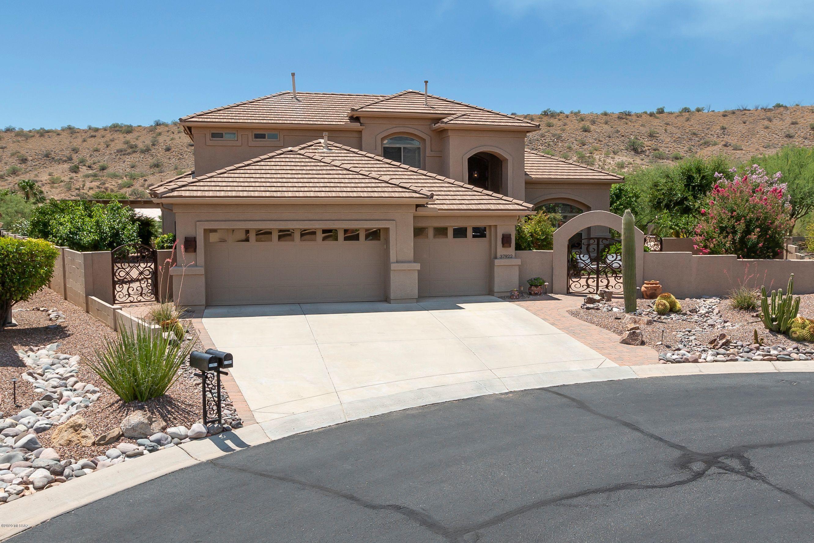 Photo of 37922 S Flower Mesa Drive, Saddlebrooke, AZ 85739