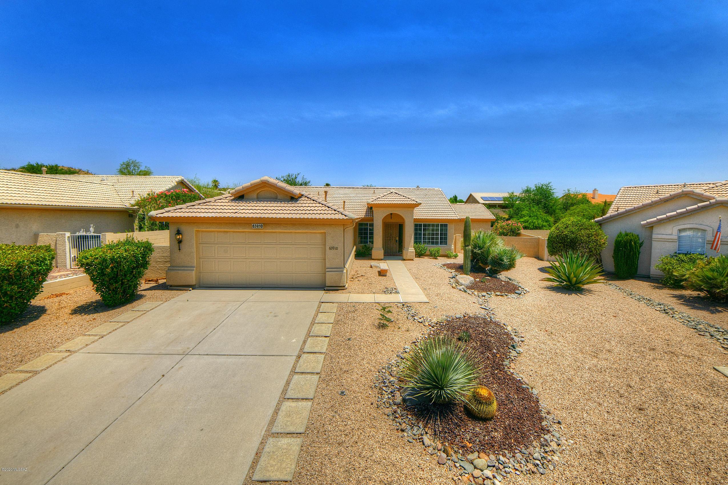 Photo of 63910 E Squash Blossom Lane, Saddlebrooke, AZ 85739