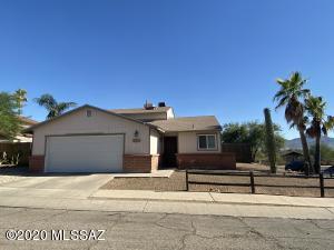 4511 W Meggan Place, Tucson, AZ 85741