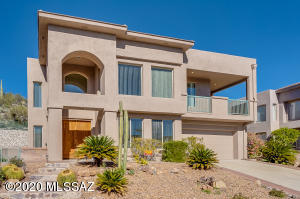 7377 E Ridge Point Road, Tucson, AZ 85750
