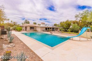 Welcome to the Heart of Colonia Solana. 4BD3BA over 3000 sq ft on almost an acre. Hollywood style pool w/slide. Pool fencing comes with the home to protect your little ones.Solar heating for pool. Rainwater catchment system for watering your garden.