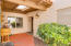 Courtyard leads to meticulous updated home