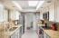 GE smooth top range, microwave, dishwasher & french door fridge w/bottom freezer-2020