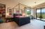 Spacious en-suite guest bedroom in main house