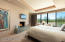 Wake-up to the beauty of the Sonoran Desert each day with stunning views from this elegant master suite