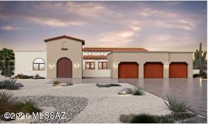 4340 W Cornerstone Court, Marana, AZ 85658