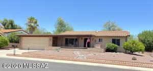 Beautifully updated 2 bed, 2 bath home with cooled AZ room.