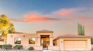 5919 N Misty Ridge Drive, Tucson, AZ 85718