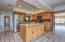 Granite counters and SS appliances