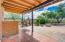 Rear patio off Great Room