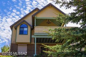 11162 E Carter Canyon Road, Mt. Lemmon, AZ 85619
