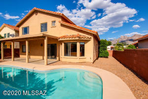 10347 N Mineral Spring Lane, Tucson, AZ 85737
