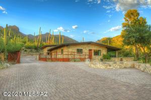 6550 N Rattlesnake Canyon Road, Tucson, AZ 85750