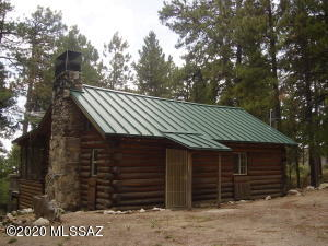 12669 N Loma Linda Extension Road, Mt. Lemmon, AZ 85619