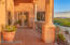 HOME OFFICE/GUEST HOUSE W/ SEPARATE ENTRANCE OFF FRONT PATIO.