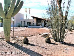 5470 E Craycroft Circle, Tucson, AZ 85718