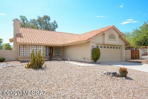 11751 N Dragoon Springs Drive, Oro Valley, AZ 85737