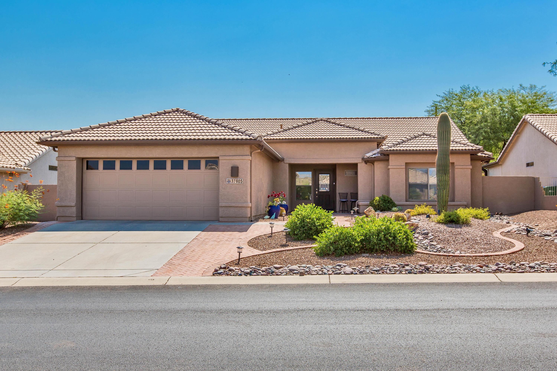 Photo of 37805 S Desert Bluff Drive, Tucson, AZ 85739