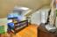 Upstairs bedroom #3 (on floorplan)