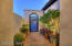 Private Gated Courtyard