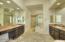 Large Master Bath w/Dual Vanities