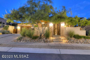 Stunning bungalow by James Gray in gated Sky Ranch.