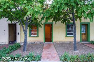 610 S Convent Avenue, Tucson, AZ 85701