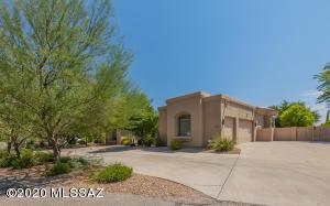 2437 N Lightning A Drive, Tucson, AZ 85749