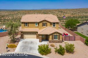 60766 E Eagle Ridge Drive, Tucson, AZ 85739