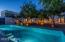 Pool and large backyard
