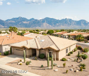 Elevated view lot in SCOV