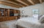 Beam & Plank ceilings with Built-ins