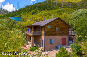 12780 N Miners Ridge Road, Mt. Lemmon, AZ 85619